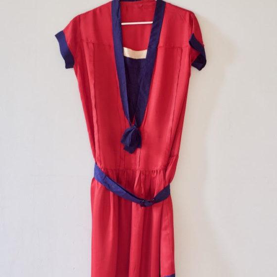 robe 1925-2 patriotique