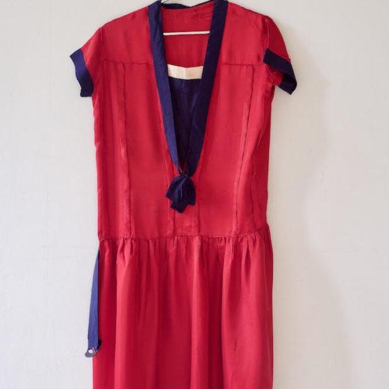 robe 1925 patriotique